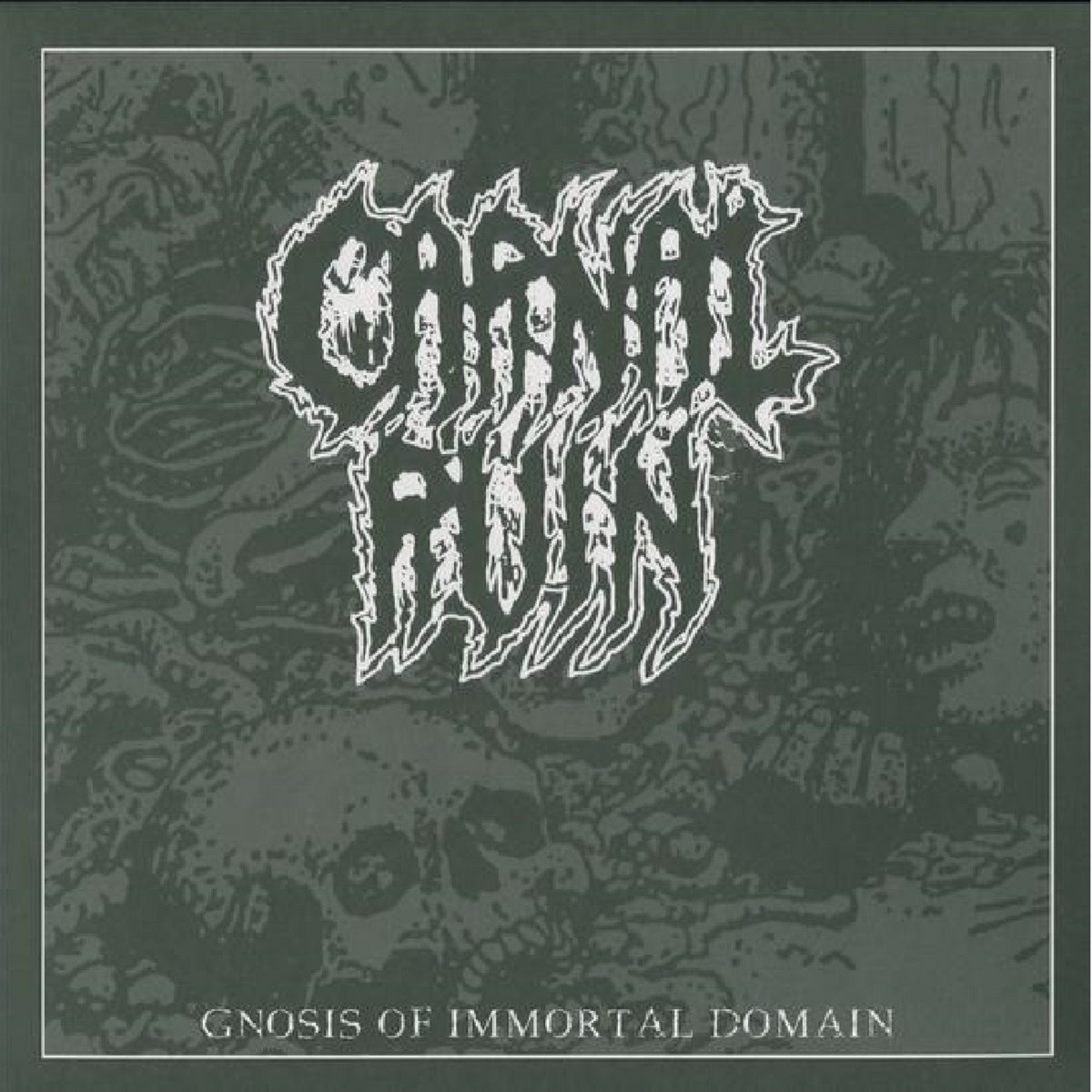 Carnal Ruin - Gnosis Of Immortal Domain [Compilation]