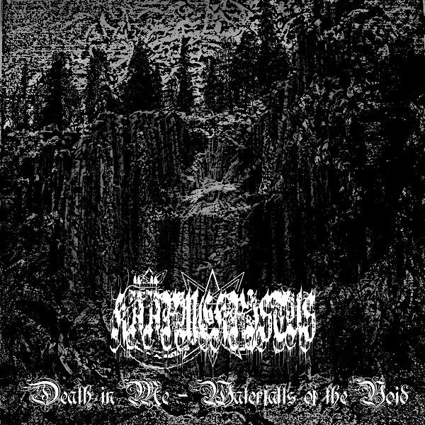 Käärmekristus - Death In Me - Waterfalls Of The Void