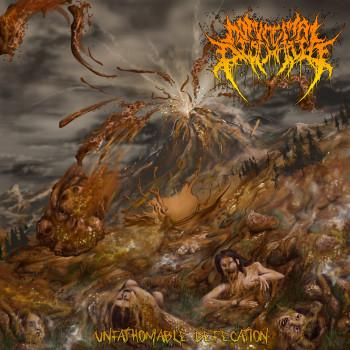 Monumental Discharge - Unfathomable Defecation (EP)