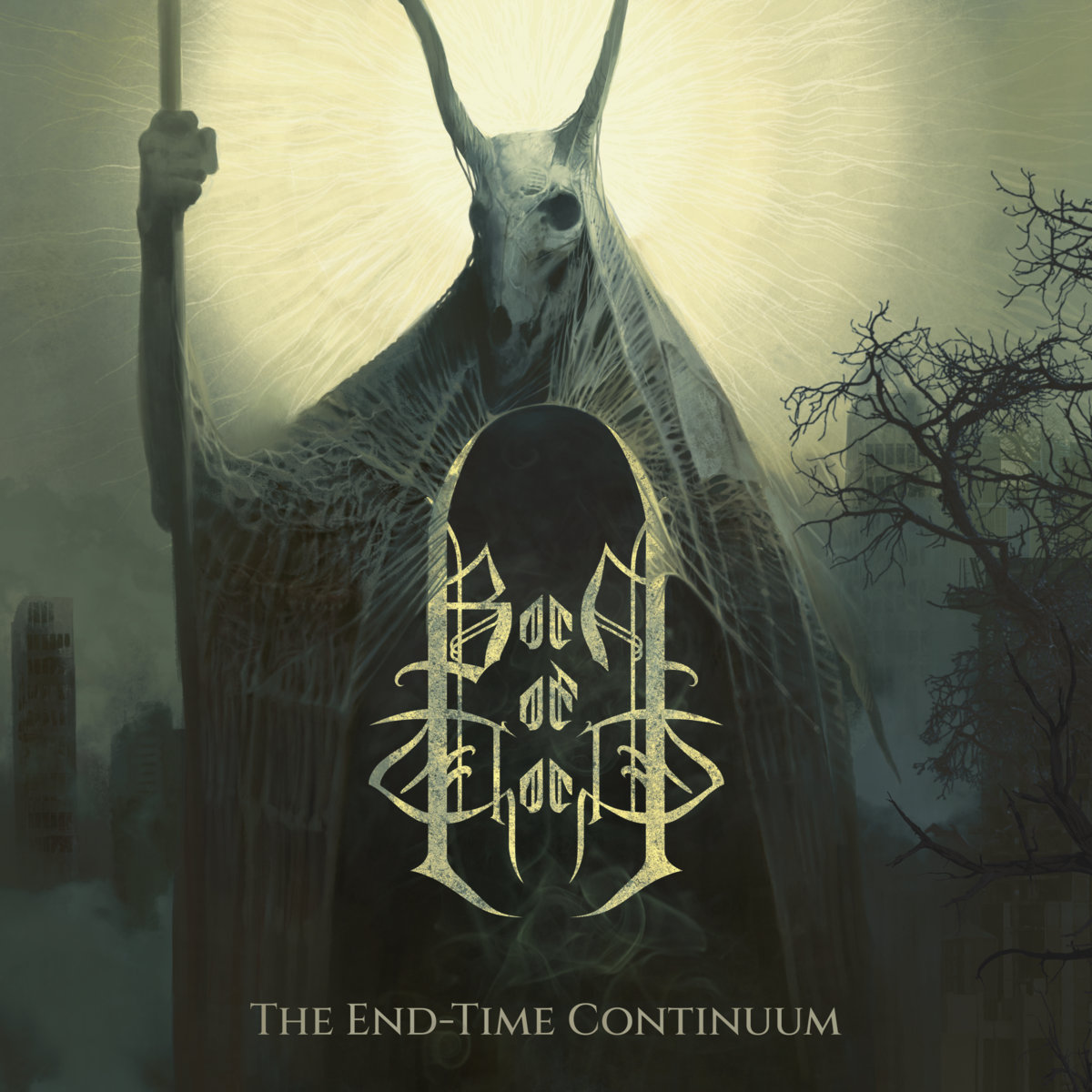 Born Of Thorns - The End - Time Continuum