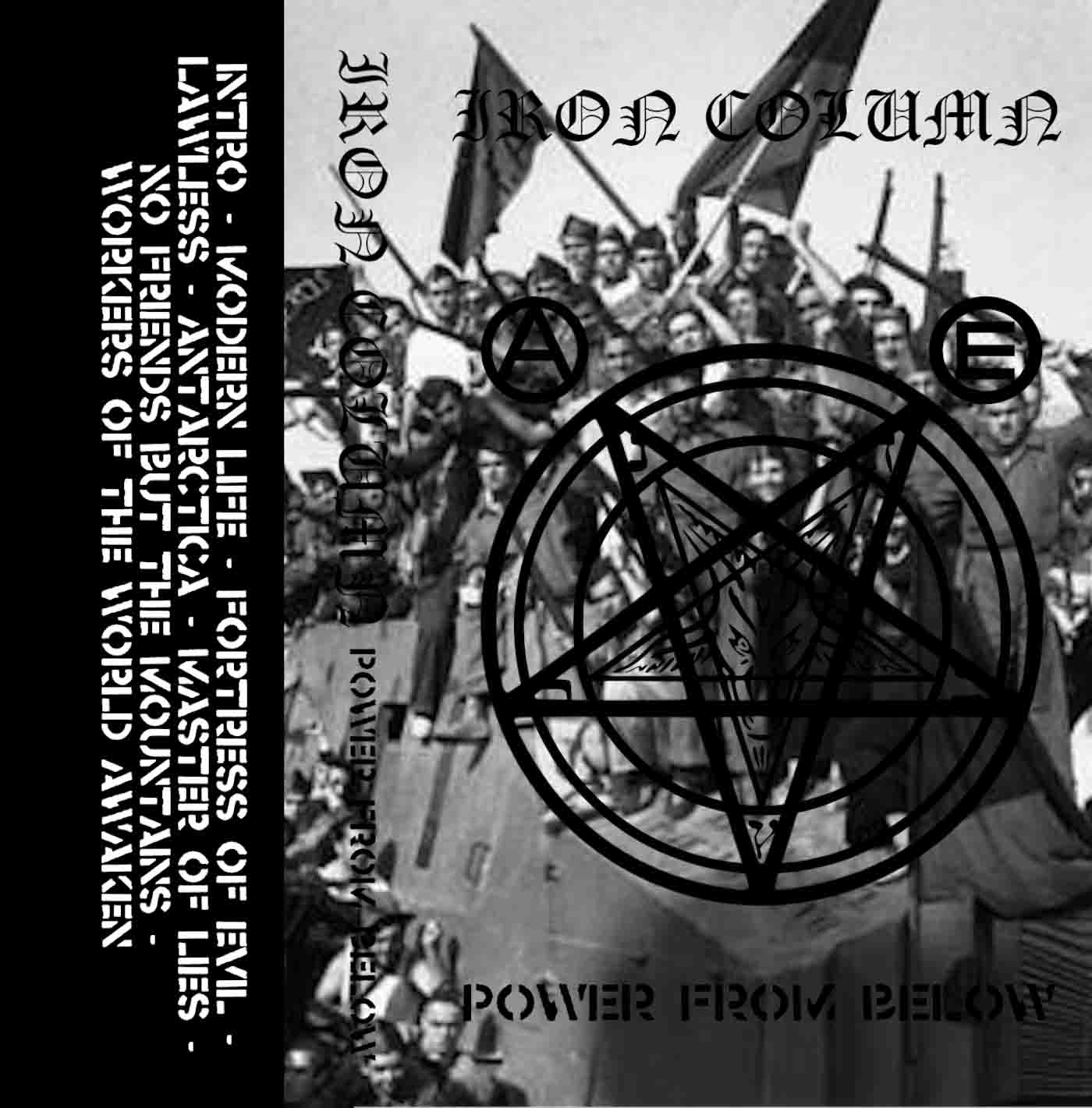 Iron Column - Power From Below