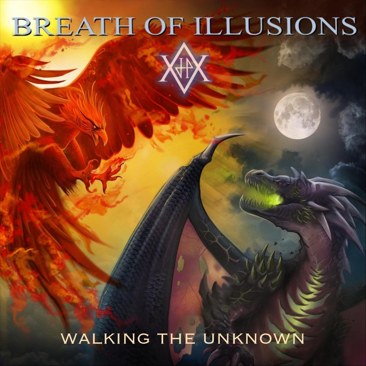 Breath Of Illusions - Walking The Unknown